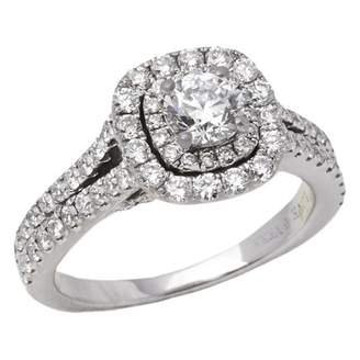 Vera Wang White gold ring