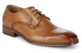 Steve Madden P-Crew Captoe Blucher Dress Shoes