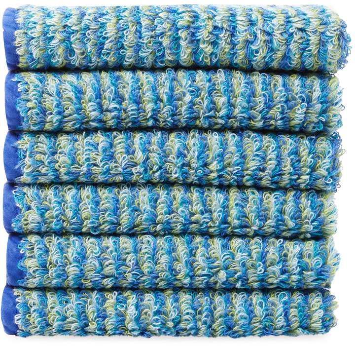 Abyss & Habidecor Cocoon Cotton Washcloths (Set of 6)