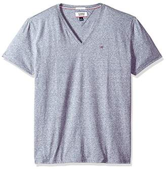 Tommy Hilfiger Tommy Jeans Men's V Neck T-Shirt