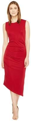 Culture Phit Kaprice Sleeveless Side Ruched Dress Women's Dress
