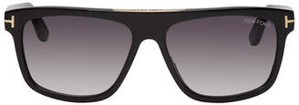 Tom Ford Black Cecilio-02 Sunglasses