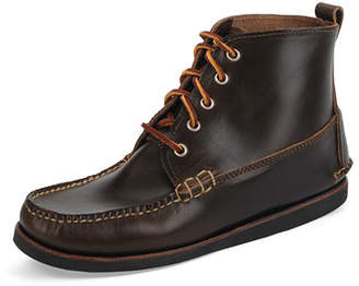 Eastland Seneca USA Camp Moc Chukka Boot, Dark Olive