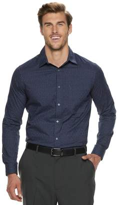 Apt. 9 Men's Stretch No-Iron Button-Down Shirt