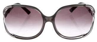 Fendi Oversize Square Sunglasses