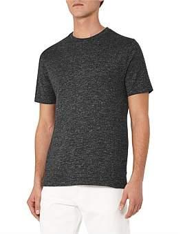 Reiss Preston-Stripe Crew Neck T-Shirt