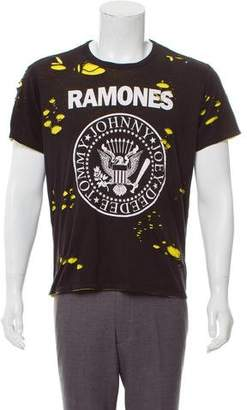 R 13 Ramones Reversible Boy T-Shirt