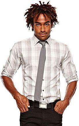 Spring+Mercer Spring & Mercer® Long-Sleeve Utility Shirt