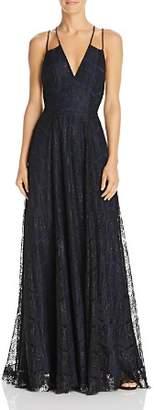 Fame & Partners Austin Lace Gown