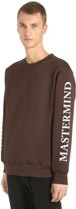 Mastermind World Mastermind Sleeves Printed Sweatshirt