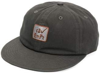 Cav Empt logo patch baseball cap