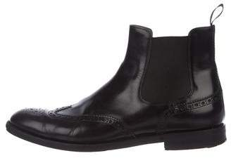 Church's Leather Ankle Boots