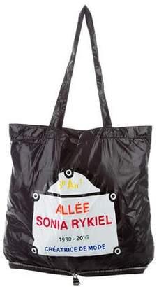 Sonia Rykiel Nylon Packable Tote