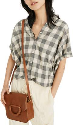 Madewell Buffalo Check Central Shirt