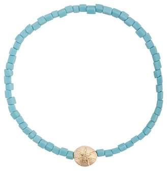 Luis Morais large star 1 mantra bracelet