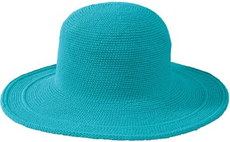Co San Diego Hat San Deigo Hat Cotton Crochet Hat with LargeBrim