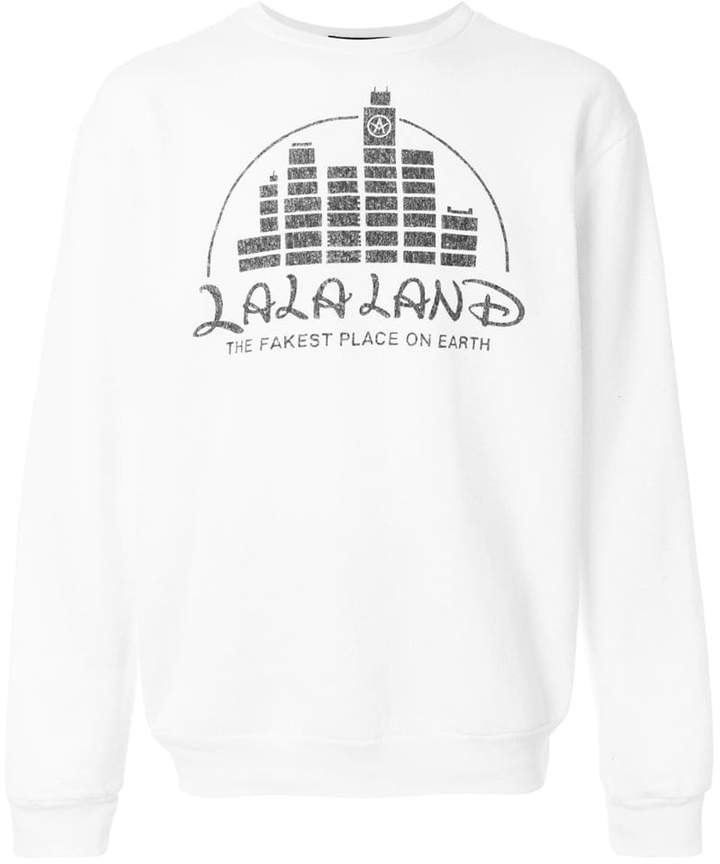 Local Authority Sweatshirt mit Print