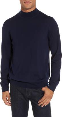 Nordstrom Mock Neck Merino Wool Sweater