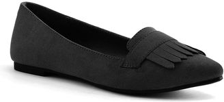 LC Lauren Conrad Women's Pointed Toe Loafers $49.99 thestylecure.com