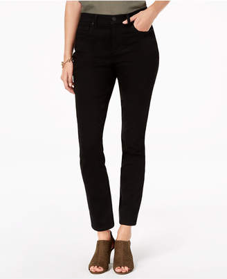 Style&Co. Style & Co Petite Slim Straight-Leg Ankle Jeans, Created for Macy's