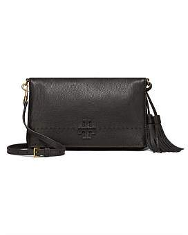 Tory Burch Mcgraw Fold Over Cross Body