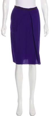 Marni Pleated knee-Length Skirt
