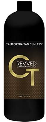 California Tan Revved Competition Tanner