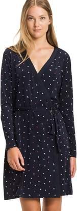 Tommy Hilfiger Star Wrap Dress