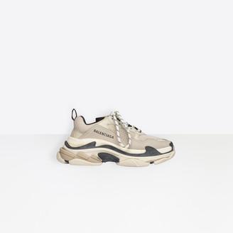 Balenciaga Oversized multimaterial sneakers
