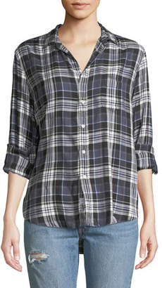 Frank And Eileen Eileen Long-Sleeve Plaid Button-Down Shirt