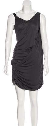 French Connection Summer Shadow Jersey Grecian Dress