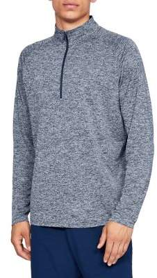 Under Armour Tech Zip Long-Sleeve Sweatshirt