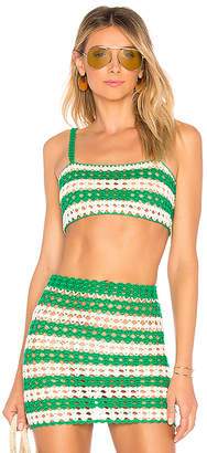 Lovers + Friends Lily Crop Top