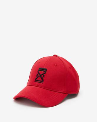 Express Exp Logo Graphic Baseball Hat