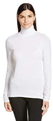 MXP (エム エックス ピー) - [エム・エックス・ピー]トレーニングウェア 長袖タートルネックシャツ MW15346 [ウィメンズ] ウィメンズ ホワイト (W2) 日本 L (日本サイズL相当)