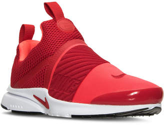 Nike Boys' Presto Extreme Running Sneakers from Finish Line $89.99 thestylecure.com
