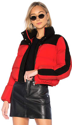 Lovers + Friends Drive Puffer Jacket
