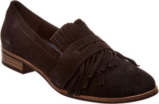 Seychelles Perception Suede Penny Loafer