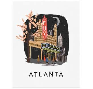 Pottery Barn Atlanta by Rifle Paper Co.