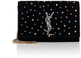 Women's Monogram Kate Velvet Chain Wallet