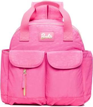 Barbie Mom Series Multi-Function Big Capacity Outdoor Backpack Baby Diaper Nappy Changing Handbag #BBBP180