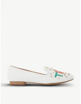 Dune Glitza True Love loafers