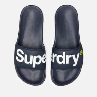 0a4895d24666 Superdry Men s Pool Slide Sandals
