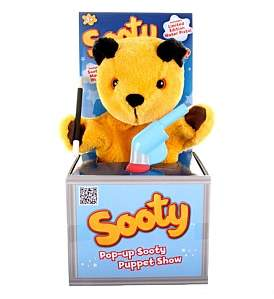 Pop Up Sooty Puppet Show