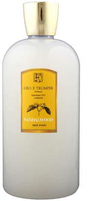 Geo F. Trumper Travel Sandalwood Skin Food 500ml