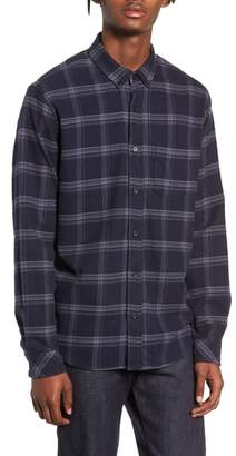 Rails Forrest Slim Fit Plaid Flannel Sport Shirt