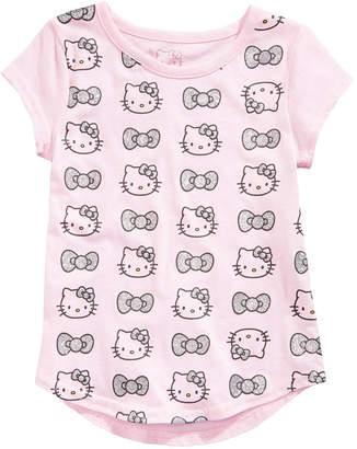 Hello Kitty Little Girls Cotton T-Shirt