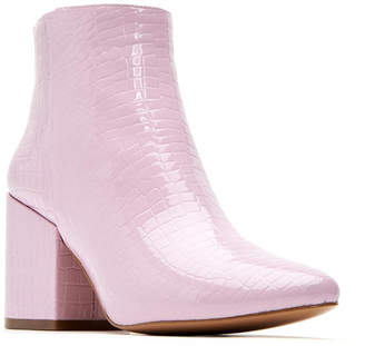 Katy Perry Hudson Block Heel Booties Women Shoes