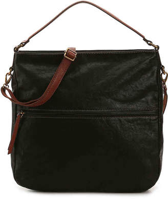 Fossil Corey Leather Hobo Bag - Women's
