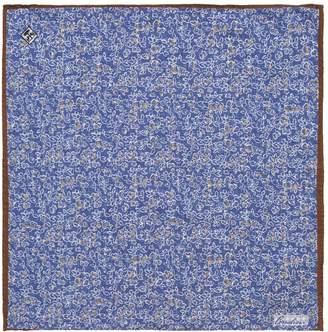 Corneliani Floral Handkerchief